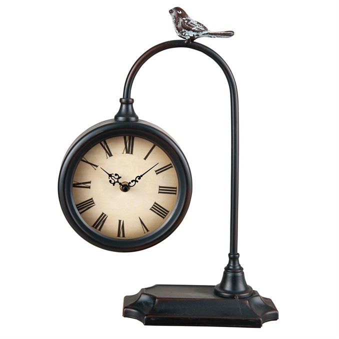 Bird Table Clock | Plum & Post