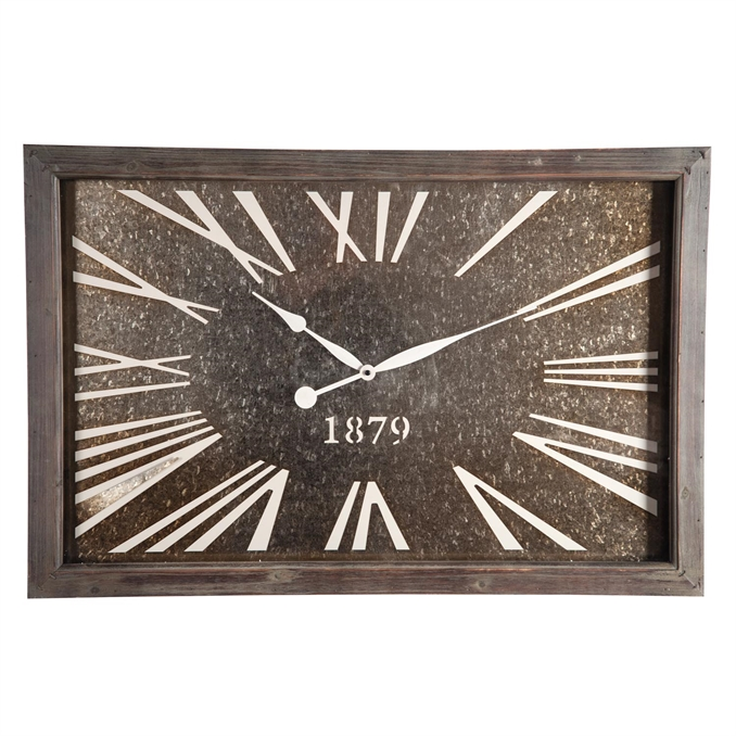 Roubaix Wall Clock | Plum & Post