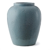 Amaya Urn Vase, Blue | Plum & Post