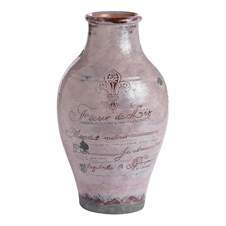 Paris 1914 Medium Urn Vase, Antique Gray | Plum & Post
