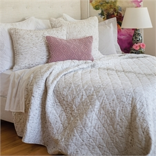 Clea Queen Quilt | Plum & Post