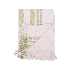 Morgan Peridot Throw | Plum & Post