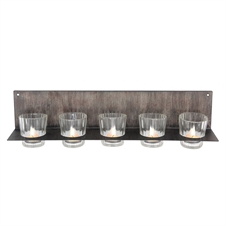 5 Votive Candle Holder, Candle Accessory | Plum & Post