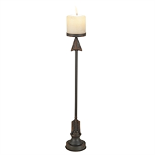 Arrow Candle Stick, Tall Candle Accessory | Plum & Post