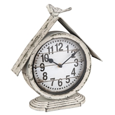 Birdhouse Clock | Plum & Post