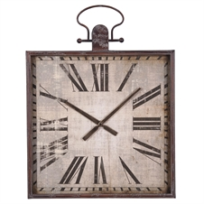 Mountain Time Clock