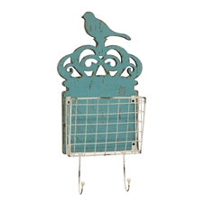 Caddy With Crown Bird | Plum & Post