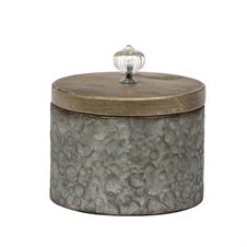 Round Ceiling Tile Jewelry Box | Plum & Post