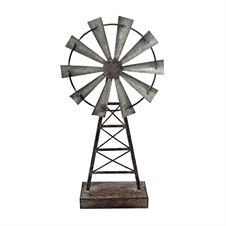 Windmill Table Decor, Small Decorative Accent | Plum & Post