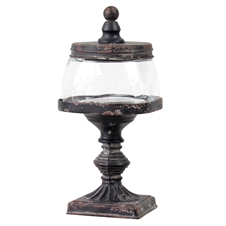 Finial Jar, Decorative Jar | Plum & Post
