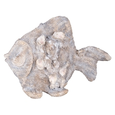 Sea Shell Fish, Decorative Accent | Plum & Post