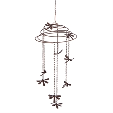 Slinky Dragonfly Mobile Garden Accent | Plum & Post