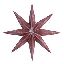 Austin Metal Star Wall Art | Plum & Post