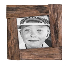 3X3 Reclaimed Wood Frame | Plum & Post
