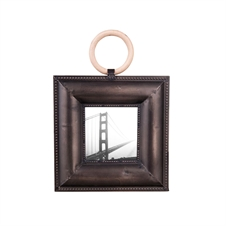 5X7 Ring Frame, Large Metal Frame | Plum & Post