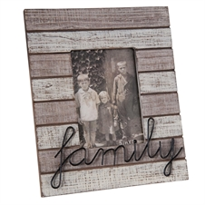 Family Picture Frame, 5X7 Decorative Frame | Plum & Post
