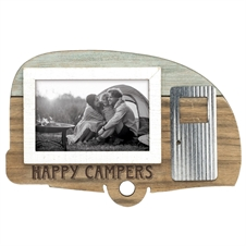 4X6 Weekend Retreat Trailer Photo Frame