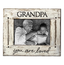 5X7 Grandpa Love Photo Frame