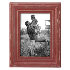 8X10 Dalton Photo Frame Red
