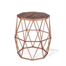 Geo Side Table  | Plum & Post