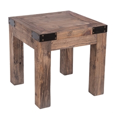 Factory Side Table, Accent Table | Plum & Post