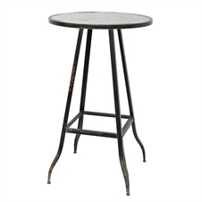 Winston Table, Metal Accent Furniture | Plum & Post