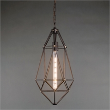 Wire Drop Pendant Light | Plum & Post