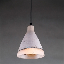 Cone Pendant Light | Plum & Post