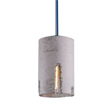 Cylinder Pendant Light | Plum & Post