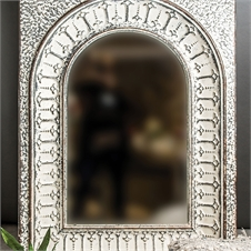 Arched Mirror, Decorative Wall Mirror | Plum & Post