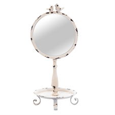 Eleanor Table Mirror With Stand | Plum & Post