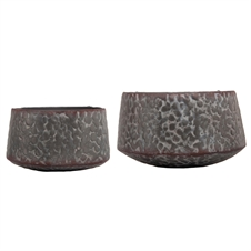 Tess Planters, Set Of 2 | Plum & Post