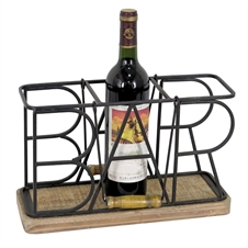 Bar Wine Caddy | Plum & Post
