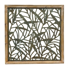 Cut Wood Wall Art