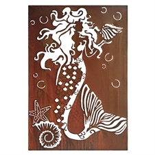 Mermaid Wall Art | Plum & Post