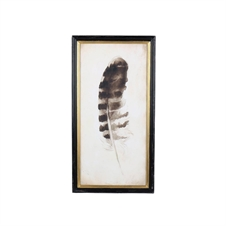 Navajo Feather Wall Art, Metal Wall Art | Plum & Post