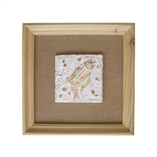 Pressed Paper Koi Fish Framed Art | Plum & Post