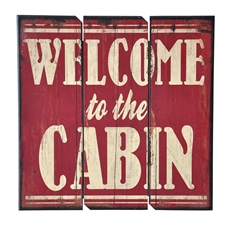 Welcome to Cabin Wall Decor | Plum & Post