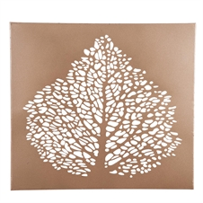 Aspen Leaf Wall Art