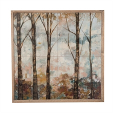 Cottage Scene Wall Art