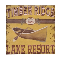 Timber Ridge Wall Art