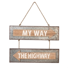 My Way Wall Art