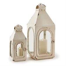 Coventry Lanterns, Set of Two | Plum & Post