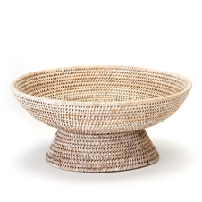 Burma Rattan Offering Bowl, Natural | Plum & Post