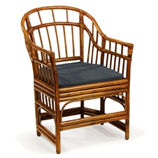 Burma Rattan Arm Chair | Plum & Post
